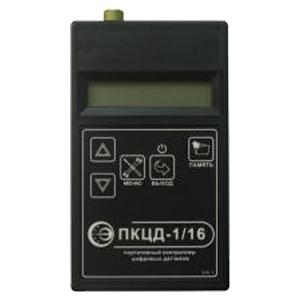 ПКЦД-1/16 Многоканальный портативный контроллер цифровых датчиков