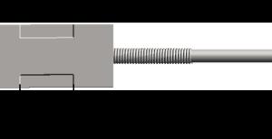 Термопреобразователь сопротивления платиновые ТСП 0313