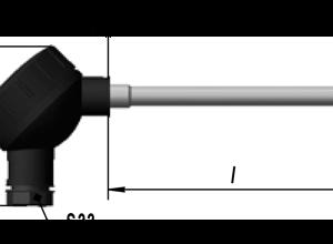Термопреобразователь сопротивления платиновые ТСП 9201 и медные ТСМ 9201