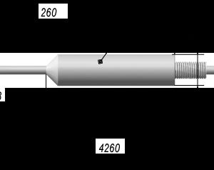 ТСП 9502 и ТСМ 9502 термопреобразователь сопротивления