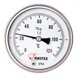 Общетехнические биметаллические термометры