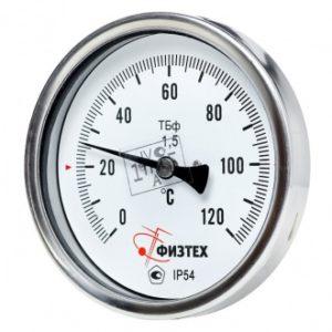 Коррозионностойкие биметаллические термометры