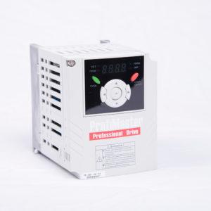PM-G520 (1ф-200В) Однофазные преобразователи частоты, 0.1–1.5 кВт