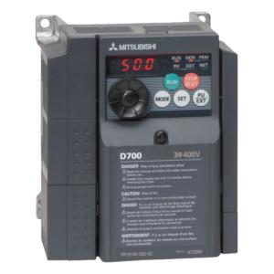 D740 (3ф-400В) Трёхфазные преобразователи частоты, 0.4–7.5 кВт