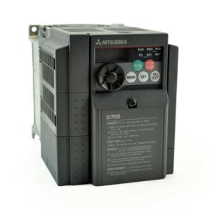 E720S (1ф-200В) Однофазные преобразователи частоты, 0.1–2.2 кВт