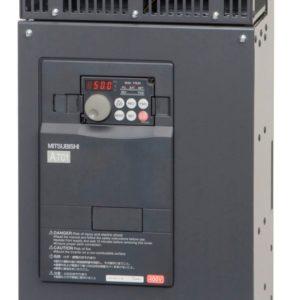 A842 (3ф-400В) Трёхфазный преобразователь частоты, 400-630 кВт, напряжение питания: 380-500 В (для эксплуатации с выпрямителем FR-CC2)